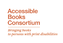 Accessible Books Consortium logo