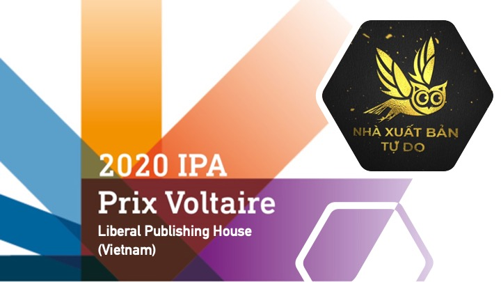 Composite image IPA and Liberal Publishing House logos