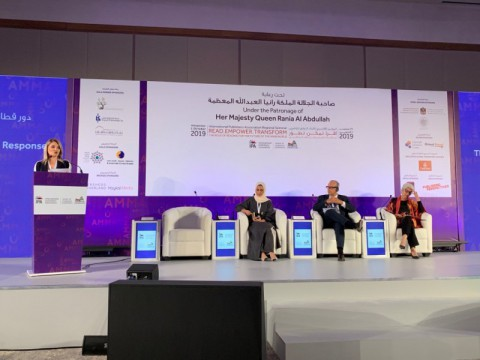 Amman2019-Panel-2---Humanitarian-Response-and-Refugee-Resettlement