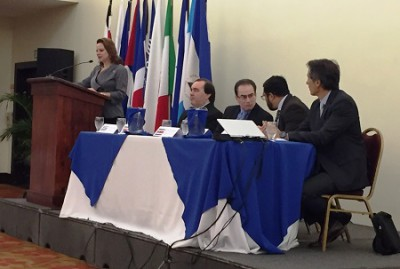 Publishers are 100% behind the Marrakesh Treaty, IPA VP reminds Costa Rican meeting